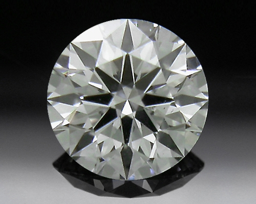 0.32 ct I SI2 A CUT ABOVE® Hearts and Arrows Super Ideal Round Cut Loose Diamond