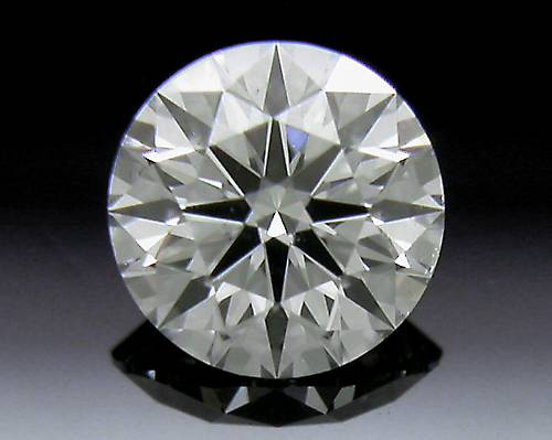 0.321 ct I SI1 A CUT ABOVE® Hearts and Arrows Super Ideal Round Cut Loose Diamond