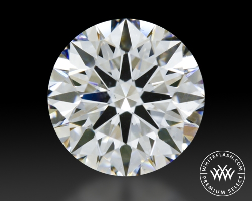0.71 ct E SI1 Premium Select Round Cut Loose Diamond