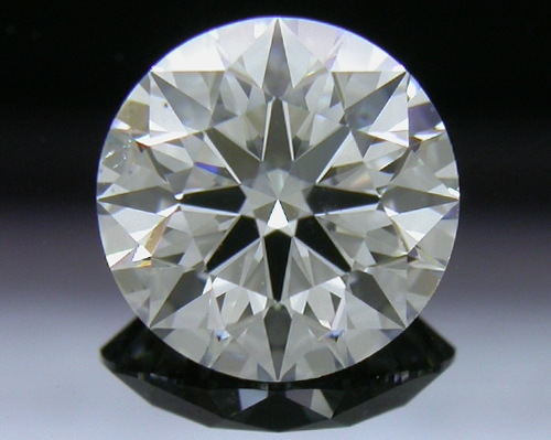 1.03 ct D VS2 A CUT ABOVE® Hearts and Arrows Super Ideal Round Cut Loose Diamond
