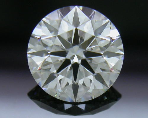 0.835 ct D VS1 A CUT ABOVE® Hearts and Arrows Super Ideal Round Cut Loose Diamond