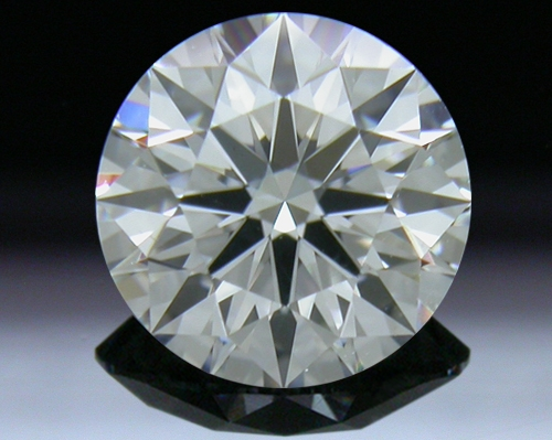 0.834 ct D VS2 A CUT ABOVE® Hearts and Arrows Super Ideal Round Cut Loose Diamond