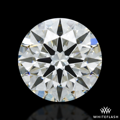 0.735 ct G VS2 A CUT ABOVE® Hearts and Arrows Super Ideal Round Cut Loose Diamond