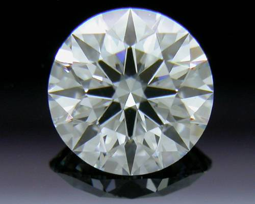 0.521 ct D VVS2 A CUT ABOVE® Hearts and Arrows Super Ideal Round Cut Loose Diamond