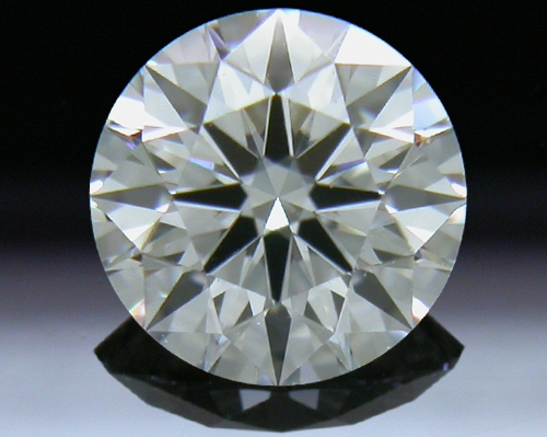 0.516 ct D VVS2 A CUT ABOVE® Hearts and Arrows Super Ideal Round Cut Loose Diamond