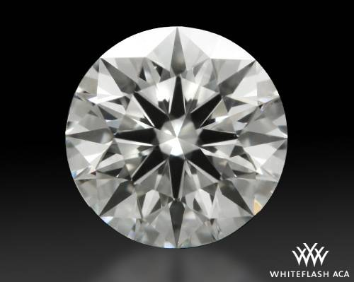 0.578 ct G VS2 A CUT ABOVE® Hearts and Arrows Super Ideal Round Cut Loose Diamond