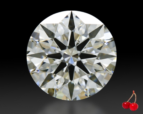 0.542 ct G SI1 Expert Selection Round Cut Loose Diamond