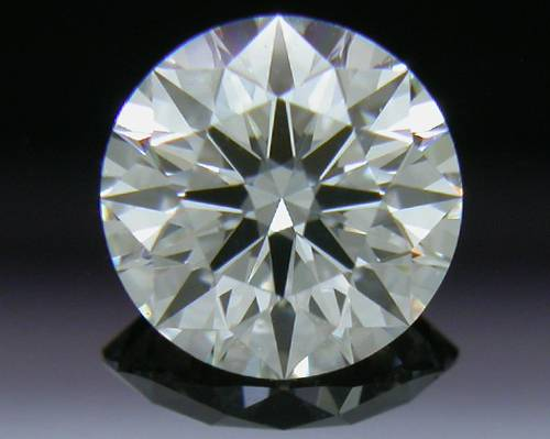 0.506 ct G VS1 A CUT ABOVE® Hearts and Arrows Super Ideal Round Cut Loose Diamond