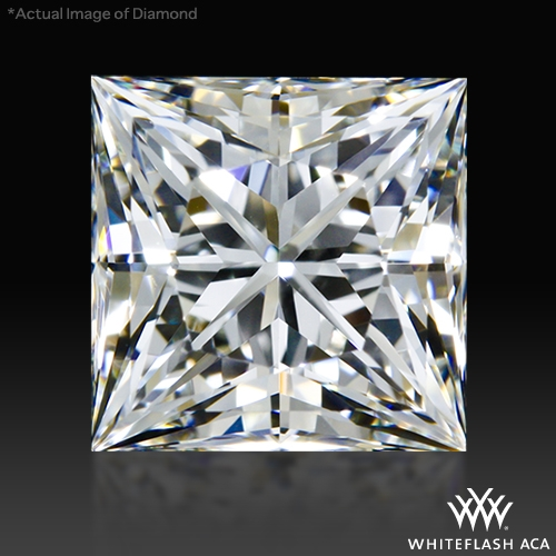 1.227 ct I VS1 A CUT ABOVE® Princess Super Ideal Cut Diamond