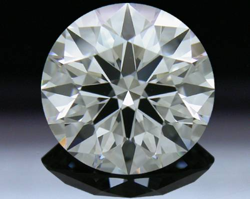 2.718 ct I VS1 A CUT ABOVE® Hearts and Arrows Super Ideal Round Cut Loose Diamond