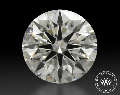 0.614 ct E VVS1 Premium Select Round Cut Loose Diamond