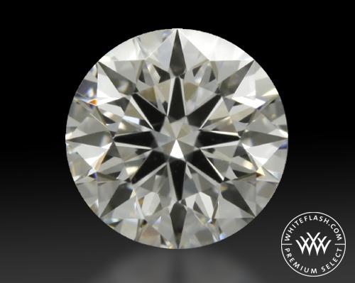 0.614 ct E VVS1 Premium Select Round Cut Loose Diamond