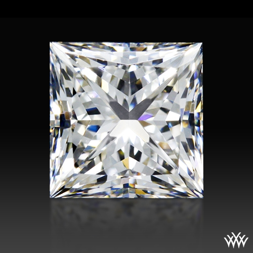 0.543 ct G VVS2 Premium Select Princess Cut Loose Diamond