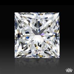 0.543 ct G VVS2 Premium Select Princess Cut Loose Diamond