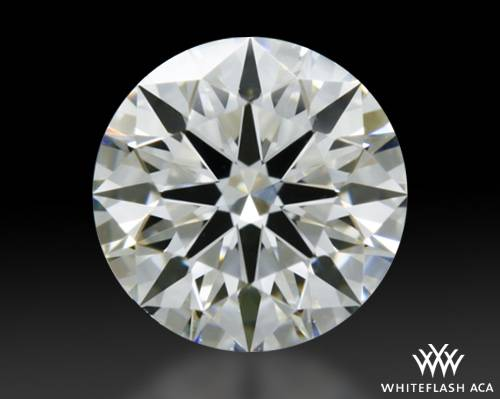 0.59 ct G VS1 A CUT ABOVE® Hearts and Arrows Super Ideal Round Cut Loose Diamond