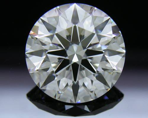 2.08 ct E VS2 A CUT ABOVE® Hearts and Arrows Super Ideal Round Cut Loose Diamond