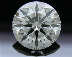 1.87 ct I VS1 A CUT ABOVE® Hearts and Arrows Super Ideal Round Cut Loose Diamond