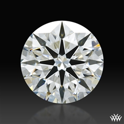 1.222 ct H VS2 A CUT ABOVE® Hearts and Arrows Super Ideal Round Cut Loose Diamond