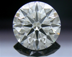 1.22 ct H VS2 A CUT ABOVE® Hearts and Arrows Super Ideal Round Cut Loose Diamond