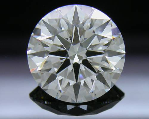 1.764 ct G IF A CUT ABOVE® Hearts and Arrows Super Ideal Round Cut Loose Diamond
