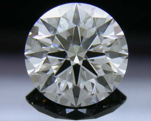 1.388 ct F VS1 A CUT ABOVE® Hearts and Arrows Super Ideal Round Cut Loose Diamond