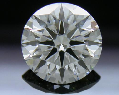 1.23 ct I VVS2 A CUT ABOVE® Hearts and Arrows Super Ideal Round Cut Loose Diamond