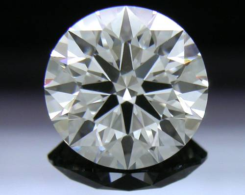 1.201 ct H VS1 A CUT ABOVE® Hearts and Arrows Super Ideal Round Cut Loose Diamond