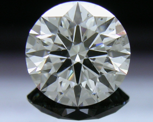 1.22 ct I SI1 A CUT ABOVE® Hearts and Arrows Super Ideal Round Cut Loose Diamond