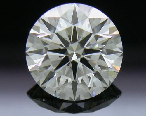 1.00 ct I SI1 A CUT ABOVE® Hearts and Arrows Super Ideal Round Cut Loose Diamond