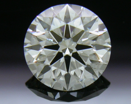 1.00 ct J SI1 A CUT ABOVE® Hearts and Arrows Super Ideal Round Cut Loose Diamond