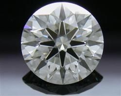 1.013 ct E VS1 A CUT ABOVE® Hearts and Arrows Super Ideal Round Cut Loose Diamond