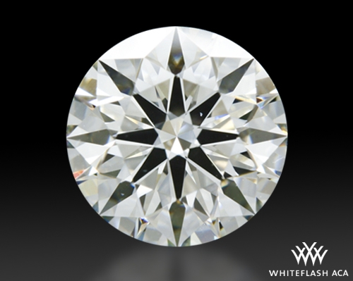 1.515 ct I VS1 A CUT ABOVE® Hearts and Arrows Super Ideal Round Cut Loose Diamond