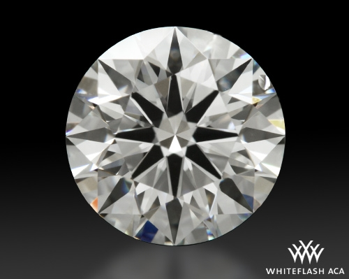 1.248 ct I VS1 A CUT ABOVE® Hearts and Arrows Super Ideal Round Cut Loose Diamond