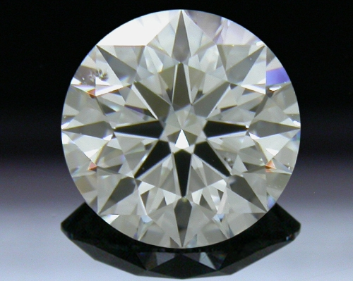 1.085 ct H SI1 A CUT ABOVE® Hearts and Arrows Super Ideal Round Cut Loose Diamond