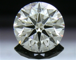 1.132 ct H SI2 A CUT ABOVE® Hearts and Arrows Super Ideal Round Cut Loose Diamond