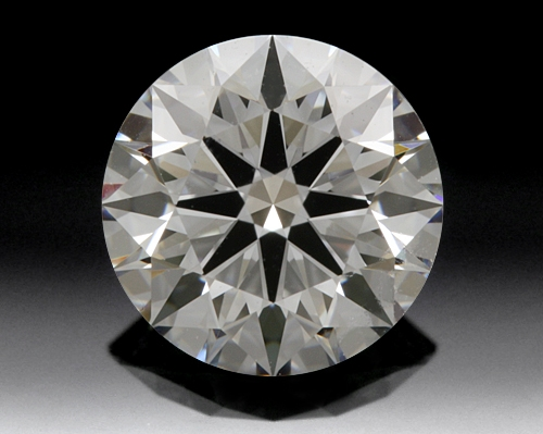 0.804 ct D VVS1 A CUT ABOVE® Hearts and Arrows Super Ideal Round Cut Loose Diamond
