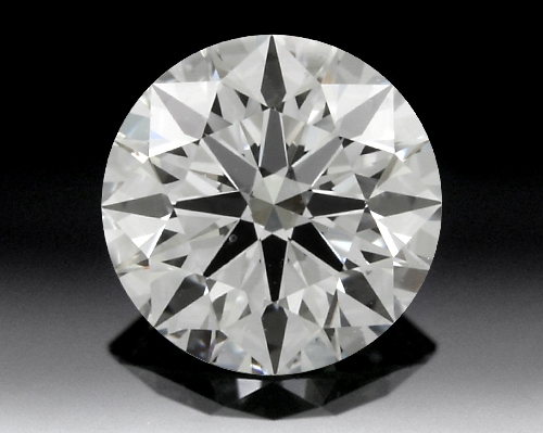 0.77 ct E VS1 A CUT ABOVE® Hearts and Arrows Super Ideal Round Cut Loose Diamond