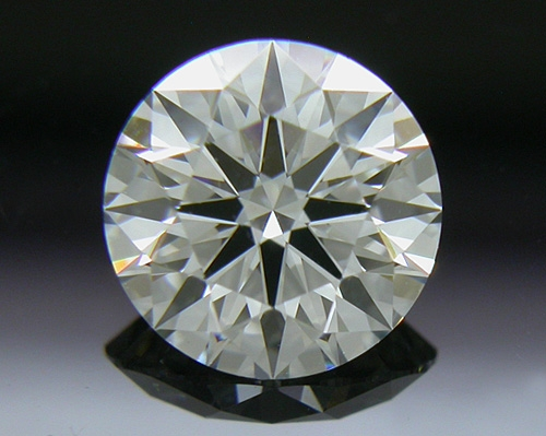 0.736 ct G VVS2 A CUT ABOVE® Hearts and Arrows Super Ideal Round Cut Loose Diamond