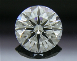 0.711 ct F VVS2 A CUT ABOVE® Hearts and Arrows Super Ideal Round Cut Loose Diamond