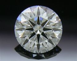 0.501 ct D VS1 A CUT ABOVE® Hearts and Arrows Super Ideal Round Cut Loose Diamond
