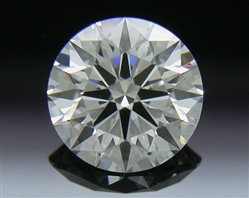 0.59 ct D VS2 A CUT ABOVE® Hearts and Arrows Super Ideal Round Cut Loose Diamond