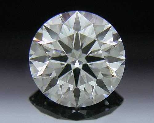 0.561 ct E VS1 A CUT ABOVE® Hearts and Arrows Super Ideal Round Cut Loose Diamond