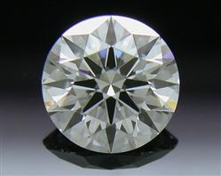 0.516 ct E VS1 A CUT ABOVE® Hearts and Arrows Super Ideal Round Cut Loose Diamond