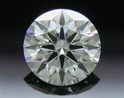 0.521 ct E VS2 A CUT ABOVE® Hearts and Arrows Super Ideal Round Cut Loose Diamond