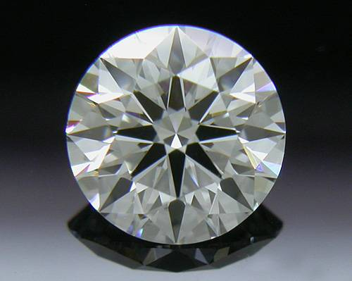 0.503 ct E SI1 A CUT ABOVE® Hearts and Arrows Super Ideal Round Cut Loose Diamond
