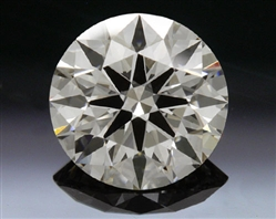 0.603 ct G VS1 A CUT ABOVE® Hearts and Arrows Super Ideal Round Cut Loose Diamond