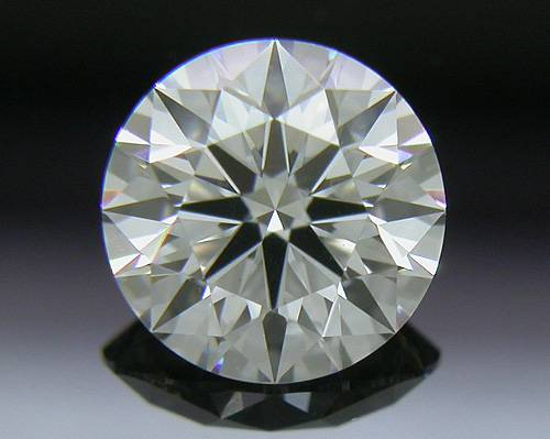 0.535 ct H VS1 A CUT ABOVE® Hearts and Arrows Super Ideal Round Cut Loose Diamond