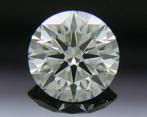0.54 ct I VS1 A CUT ABOVE® Hearts and Arrows Super Ideal Round Cut Loose Diamond