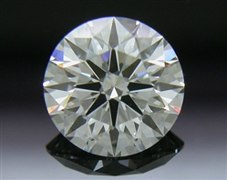 0.71 ct G SI1 A CUT ABOVE® Hearts and Arrows Super Ideal Round Cut Loose Diamond