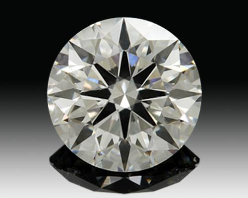 0.753 ct E SI1 A CUT ABOVE® Hearts and Arrows Super Ideal Round Cut Loose Diamond